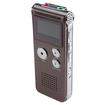 AGPtek - 4GB Digital Voice Recorder - Gray - Gray