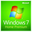 Windows 7 Home Premium 32-bit - License and Media
