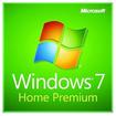 Windows 7 Home Premium 32-bit - License and Media