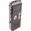 Image - Rechargeable 4GB Digital Telephone Sound Voice Recorder Dictaphone MP3 Player - Brown - Brown