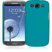 Empire - KLIX SlimFit Hard Case for Samsung Galaxy S III - Teal - Teal