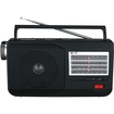 Supersonic - 5 Band AM/FM/TV/SW Portable Radio