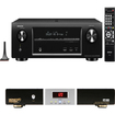 Denon - AVR-X4000 In-command 7.2-Channel 4K Ultra HD Networking Home Theater Receiver