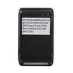BasAcc - Multi-connector USB Battery Charger WP For HTC EVO 4G Touch Pro2 EVO Design 4G - Black - Black