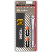 Mag-Lite - Mini Pro LED Flashlight 2 Cell - Gray - Gray