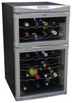 Koolatron - 24-Bottle Wine Cooler - Black