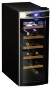 Koolatron - 12-Bottle Wine Chiller - Black
