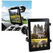 eForCity - Windshield Holder for Samsung Galaxy Tab 2 7.0 I705 - Black - Black