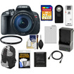 Canon - EOS Rebel T5i Cam+EF-S 18-135 IS STM Lens+32GB Card+Batt+Charger+Backpack+Filter+HDMI Cable+Acc Kit