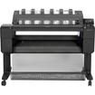 """HP - Designjet Inkjet Large Format Printer - 35.98"""" - Color"""