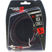 Cerwin Vega - CRS3 Stroker Series Dual Twisted RCA 3ft. Cable