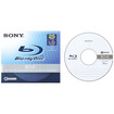 Sony - Blu-ray Recordable Media - BD-R - 6x - 25 GB - 50 Pack Jewel Case - White