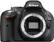 Nikon - Refurbished D5200 24.1 MP CMOS Digital SLR Camera Body - Black