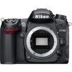 Nikon - Refurbished D7000 16.2MP 1080 HD Digital SLR Camera Body - Black