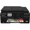 Brother - MFC-J650DW Wireless All-In-One Printer - Black