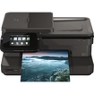 HP - Photosmart 7520 Wireless e-All-In-One Printer - Black