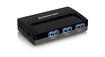 IOGEAR - 4-Port USB 3.0 Hub
