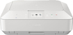 Canon - PIXMA MG6320 Network-Ready Wireless All-In-One Printer - White