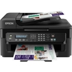 Epson - WorkForce WF-2530 Wireless All-in-One Printer - Black