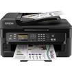 Epson - WorkForce WF-2540 Network-Ready Wireless All-In-One Printer - Black