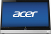 "Acer - Media 21.5"" Touch-Screen Smart Display - 1GB Memory - 8GB Flash (eMMC) Memory"
