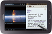 Samsung - Galaxy Note 8.0 - 16GB - Brown/Black