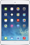 Apple - iPad mini Wi-Fi - 64GB - Silver/White