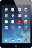 "Apple® - iPad mini 16 GB Tablet - 7.9"" - In-plane Switching (IPS) Technology - Wireless LAN - AT&T A5, - Black, Slate"