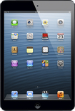 "Apple® - iPad mini 64 GB Tablet - 7.9"" - In-plane Switching (IPS) Technology - AT&T A5,"