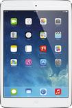 Apple® - iPad® mini with Wi-Fi + Cellular - 64GB - (Verizon Wireless) - Silver/White