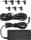 Targus - Charger for Most Laptops - Black