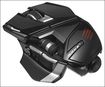 Mad Catz - M.O.U.S. 9 Bluetooth Laser Mouse - Gloss Black