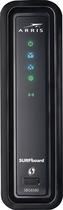 Motorola - SURFboard IEEE 802.11n Modem/Wireless Router