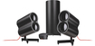 Logitech - Z553 2.1-Ch. Home Theater Speaker System with 20W Subwoofer
