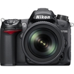 Nikon - 16.2 Megapixel Digital SLR Camera (Body with Lens Kit) - 18 mm - 105 mm