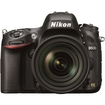 Nikon - 24.3 Megapixel Digital SLR Camera Body Only (Body Only) - Black