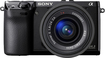 Sony - NEX-7 Compact System Camera with 18-55mm Lens - Black
