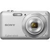 Sony - Cyber-shot DSC-W710 16.1-Megapixel Digital Camera - Silver