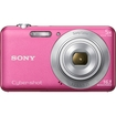 Sony - Cyber-shot 16.1 Megapixel Compact Camera - Pink