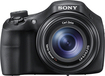 Sony - DSC-HX300 20.4-Megapixel Digital Camera - Black