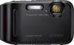 Sony - Cyber-shot DSC-TF1 16.1-Megapixel Digital Camera - Black