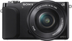 Sony - NEX-3N Mirrorless Camera with 16-50mm Retractable Lens - Black