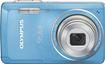 Olympus - Stylus 14 Megapixel Compact Camera - Blue