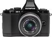 Olympus - OM-D E-M5 Mirrorless Camera with 14-42mm Lens - Black