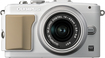 Olympus - PEN E-PL5 Mirrorless Camera with 14-42mm Lens - White