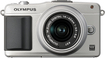 Olympus - PEN E-PM2 Compact System Camera with 14-42mm Lens - Silver