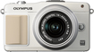 Olympus - PEN E-PM2 Compact System Camera with 14-42mm Lens - White