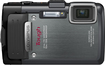 Olympus - TG-830 iHS 16.0-Megapixel Digital Camera with 5-25mm Lens - Black