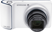 Samsung - Galaxy 16.3-Megapixel Digital Camera - White
