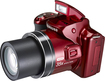 Samsung - WB2100F 16.3-Megapixel Digital Camera - Red